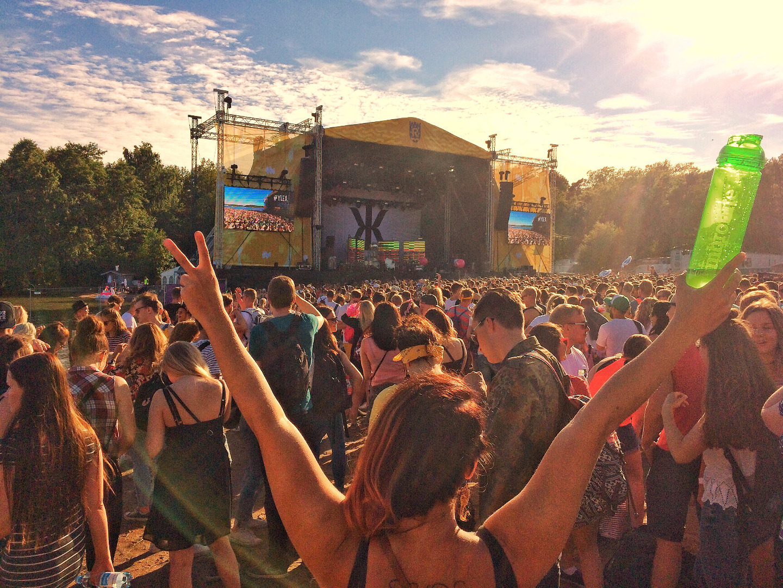 Ambronite Live Life to the Fullest Music Festival Ruisrock