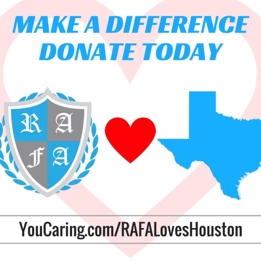 RAFA Help Houston
