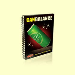 can balance magic trick
