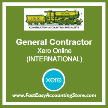 General Contractor Xero Online International