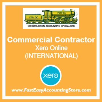 Commercial Contractor Xero Online International