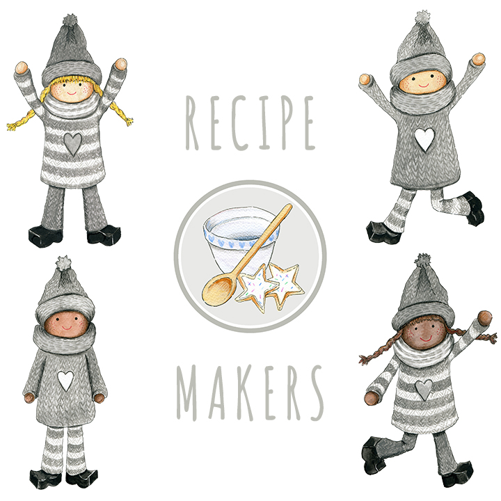 Recipe Maker Kindness Elves