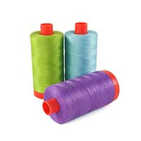 aurifil quilting thread