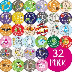 FREE 32 Stickers