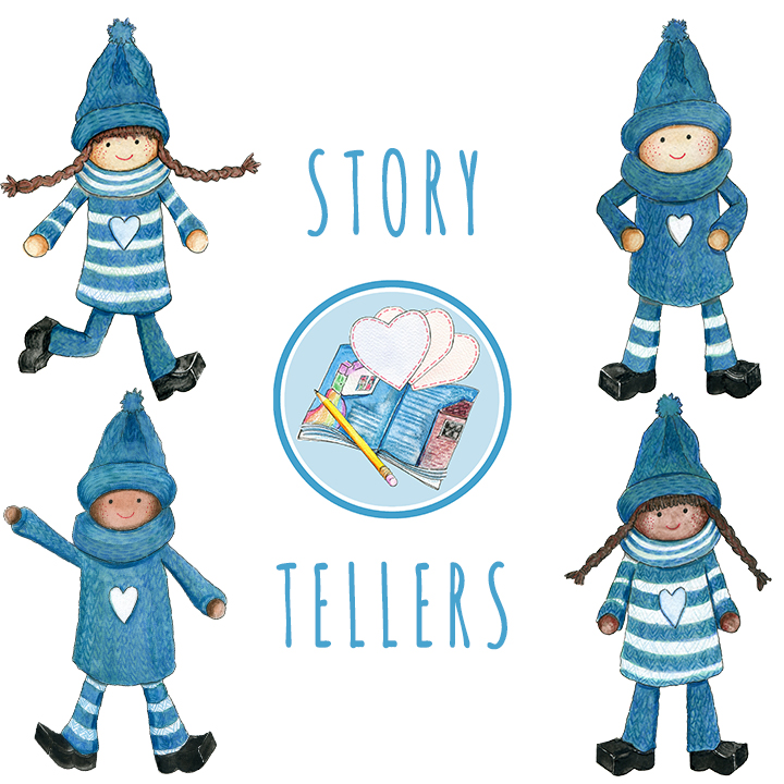 Kindness Elves Story Tellers