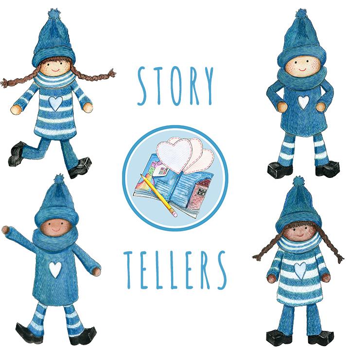 Kindness Elves Story Tellers