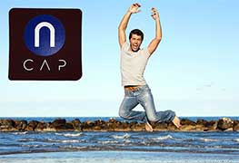 ncap back pain, fast acting drug free, natural pain relief