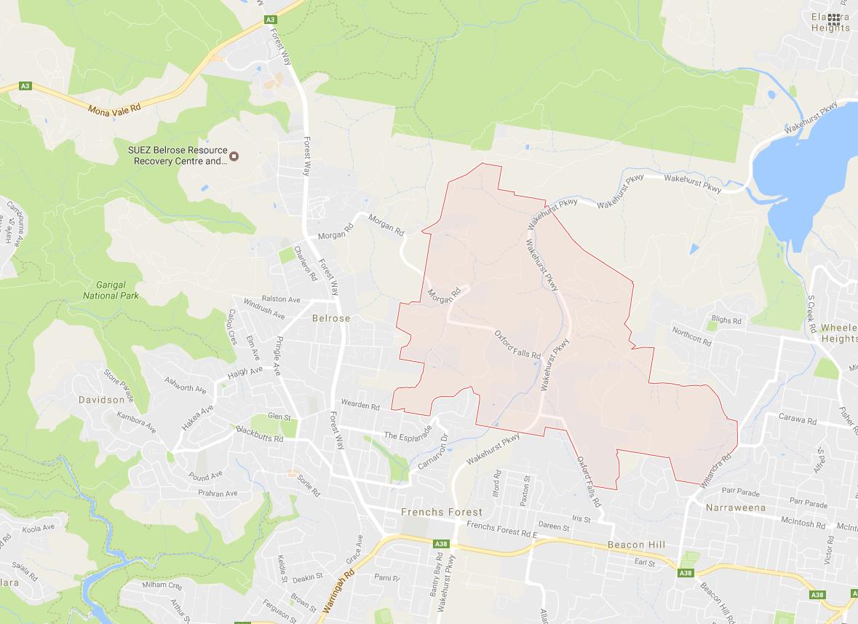 Clothesline Oxford Falls 2100 NSW