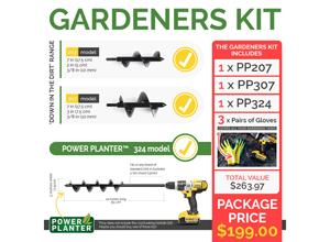 Gardeners Kit Special Deal
