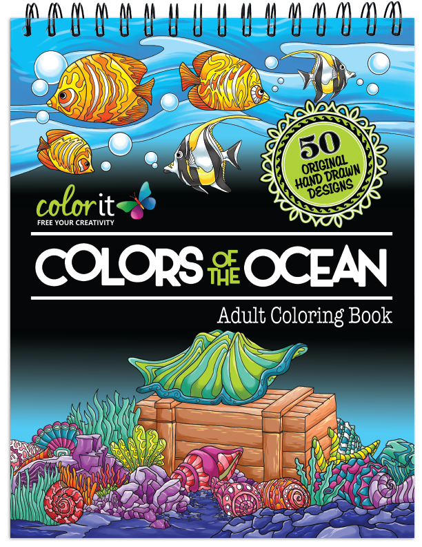 Colors of the Ocean