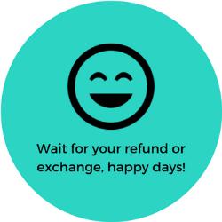 receive your refund