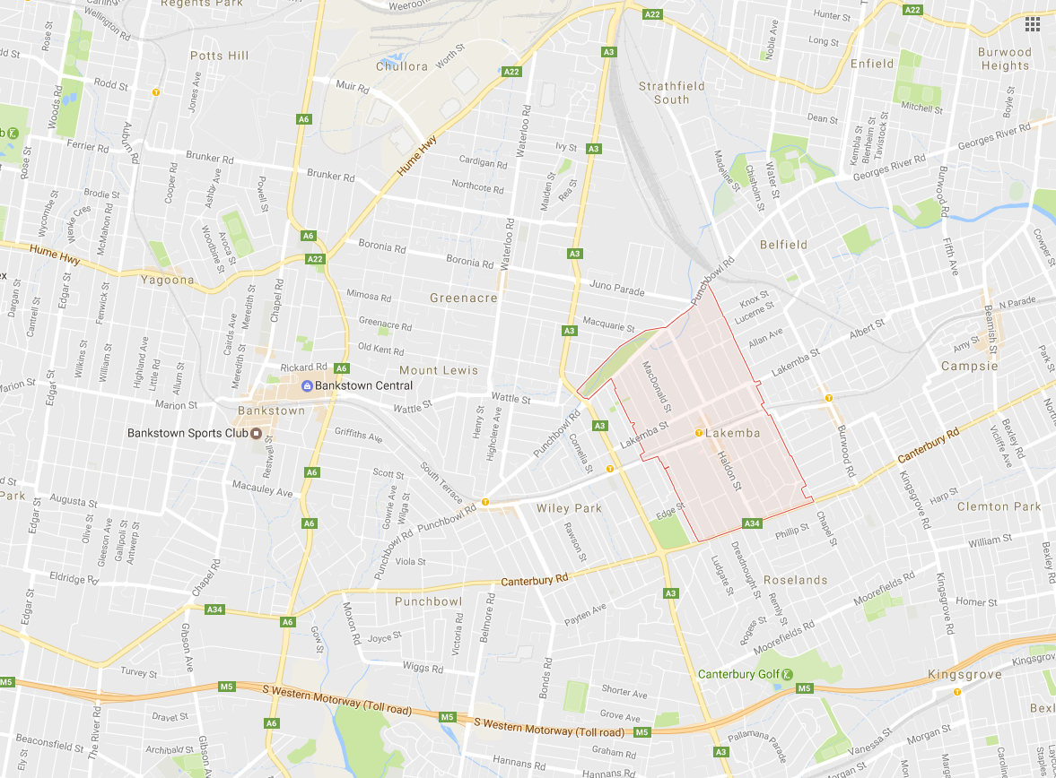 Clothesline Lakemba 2195 NSW