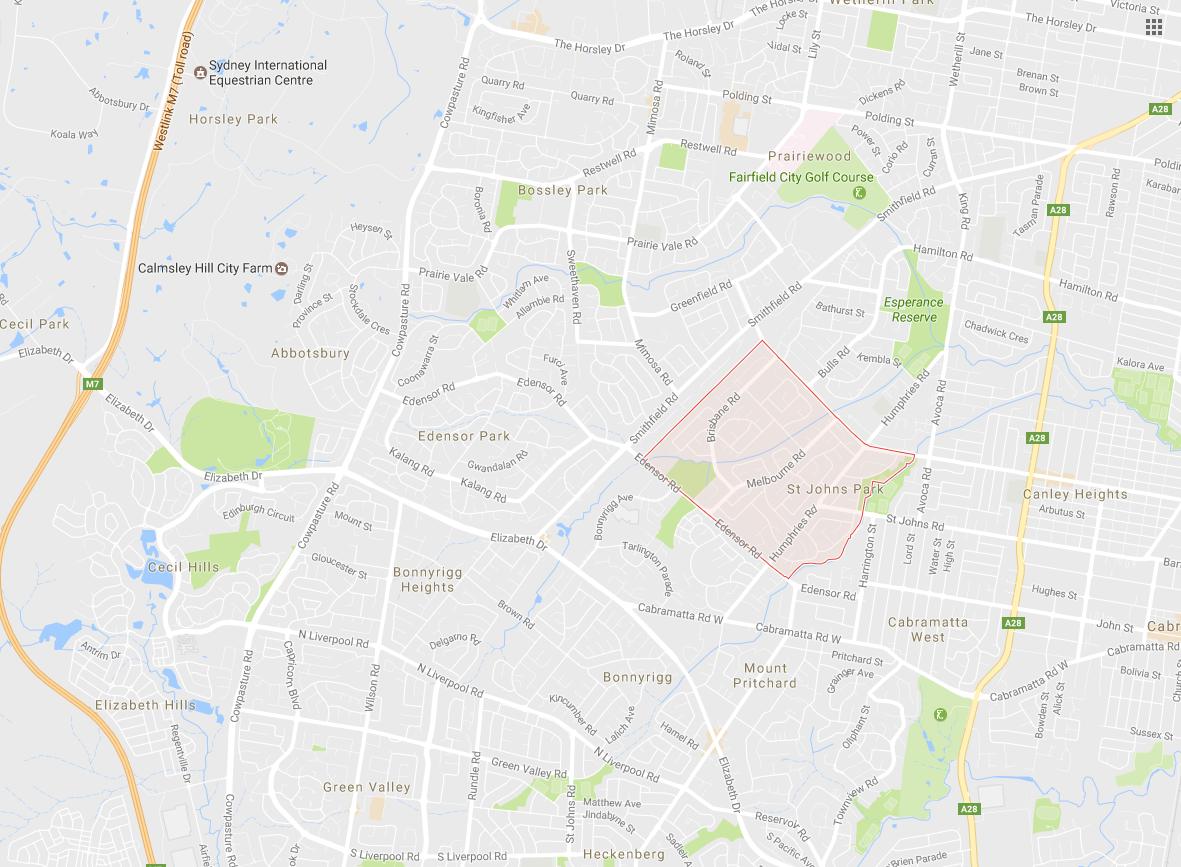 Clotheslines St. Johns Park 2176 NSW