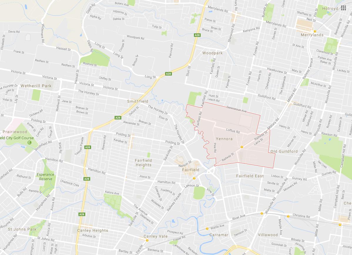 Clothesline Yennora 2161 NSW