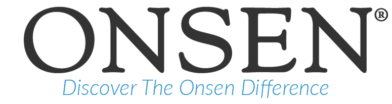 Onsen Logo - Discover The Onsen Difference