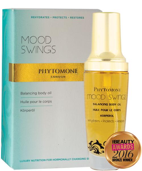 Mood Swings Balancing Body Oil