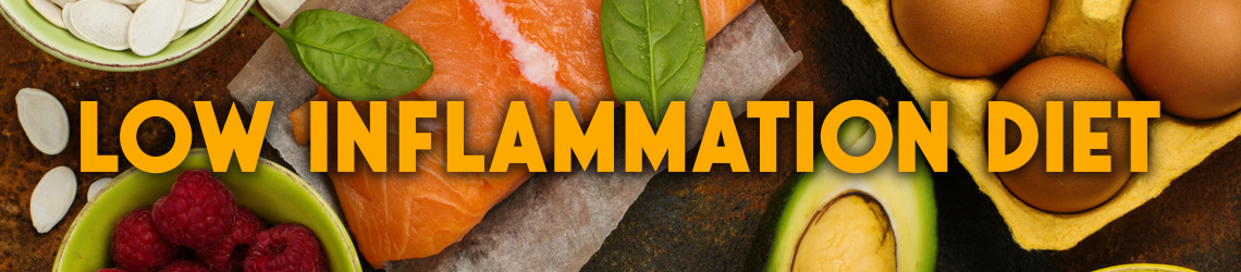 what is a low inflammation diet