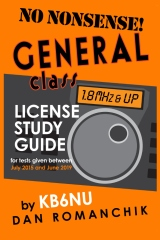 KB6NU No-Nonsense General Study Guides