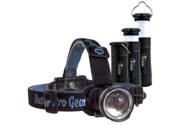 The Lighthouse Beacon 1000 & Camper Beacon 200 Combo Pack