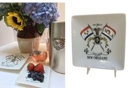 New Orleans Tricentennial Plate