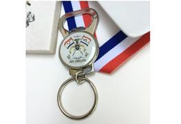 Key Ring bottle opener New Orleans Tricentennial