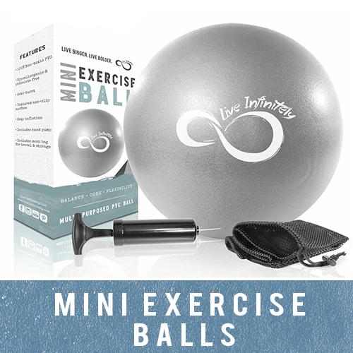 mini exercise balls