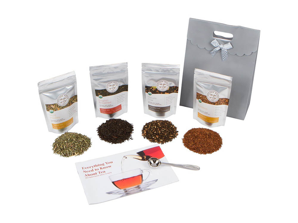 Introduction to Loose Tea Gift Set