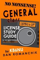 KB6NU No-Nonsense General Study Guides