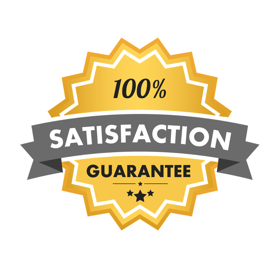 Smart Earth Bar and Chain Oil Satisfaction Guarantee Image