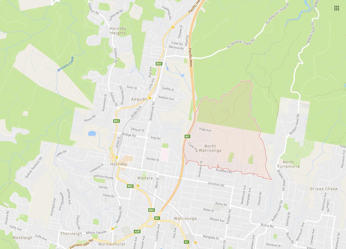 Clothesline North Wahroonga 2076 NSW