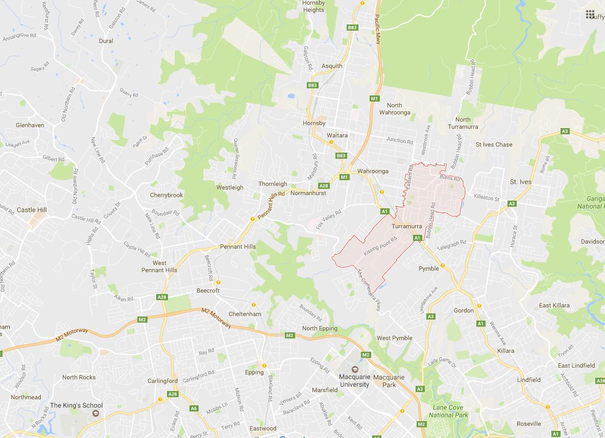 Clothesline Turramurra 2074 NSW