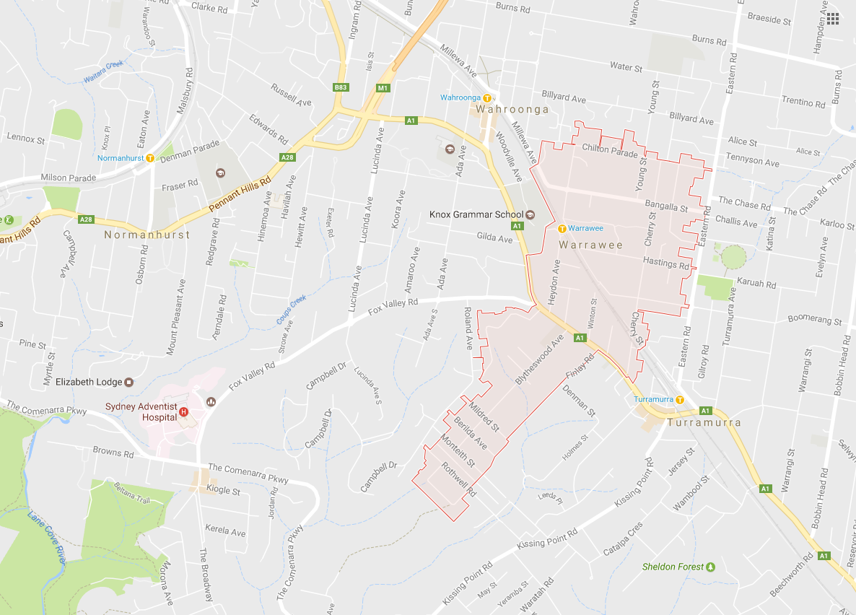Clothesline Clotheslines Warrawee 2074 NSW