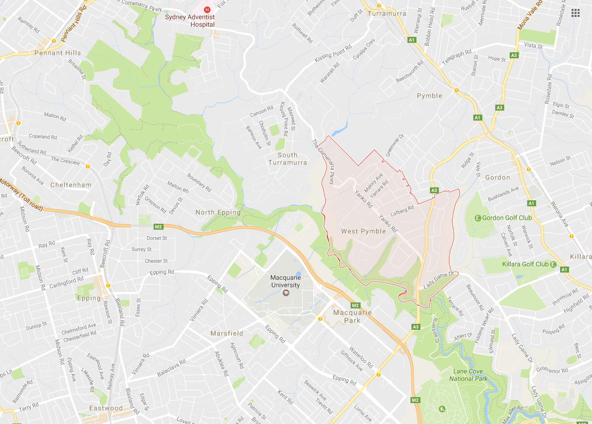 Clothesline Installation West Pymble 2073 NSW