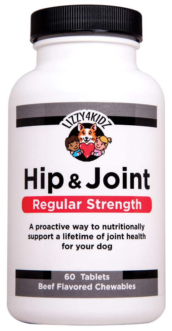 Lizzy4Kidz Joint Supplements for Dogs