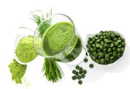 Wheatgrass and Spirulina Drink #UpgradeYourNutrition #LeanGreens #Wheatgrass