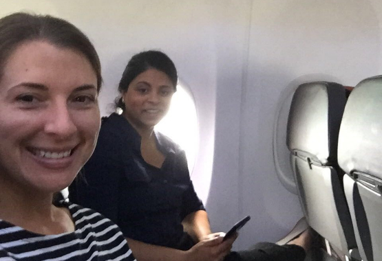 LuminAID co-founders Anna and Andrea travel to Puerto Rico to distribute solar phone chargers and lanterns to those in need