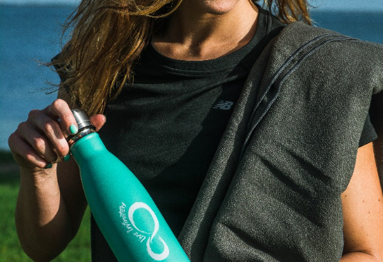 Live Infinitely Water Bottle