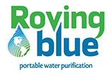 Roving Blue Logo
