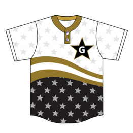 Dux Sports Custom Baseball/Softball Jersey