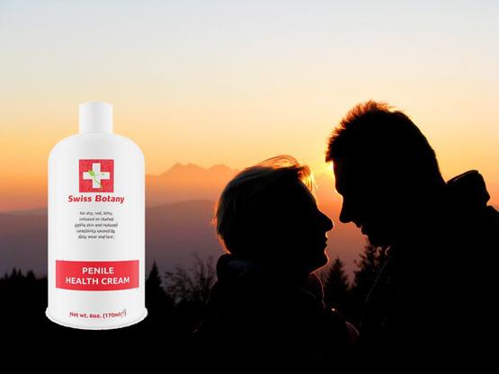 Swiss Botany Down Under Penile Health Cream