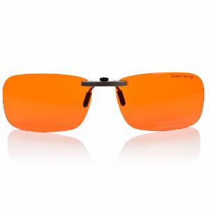 Clip-On Lenses - Blue Blocking Nighttime Eye Wear
