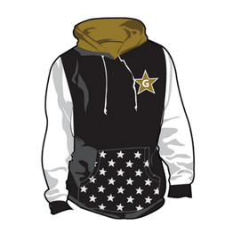 Dux Sports Custom Game Day Hoodie