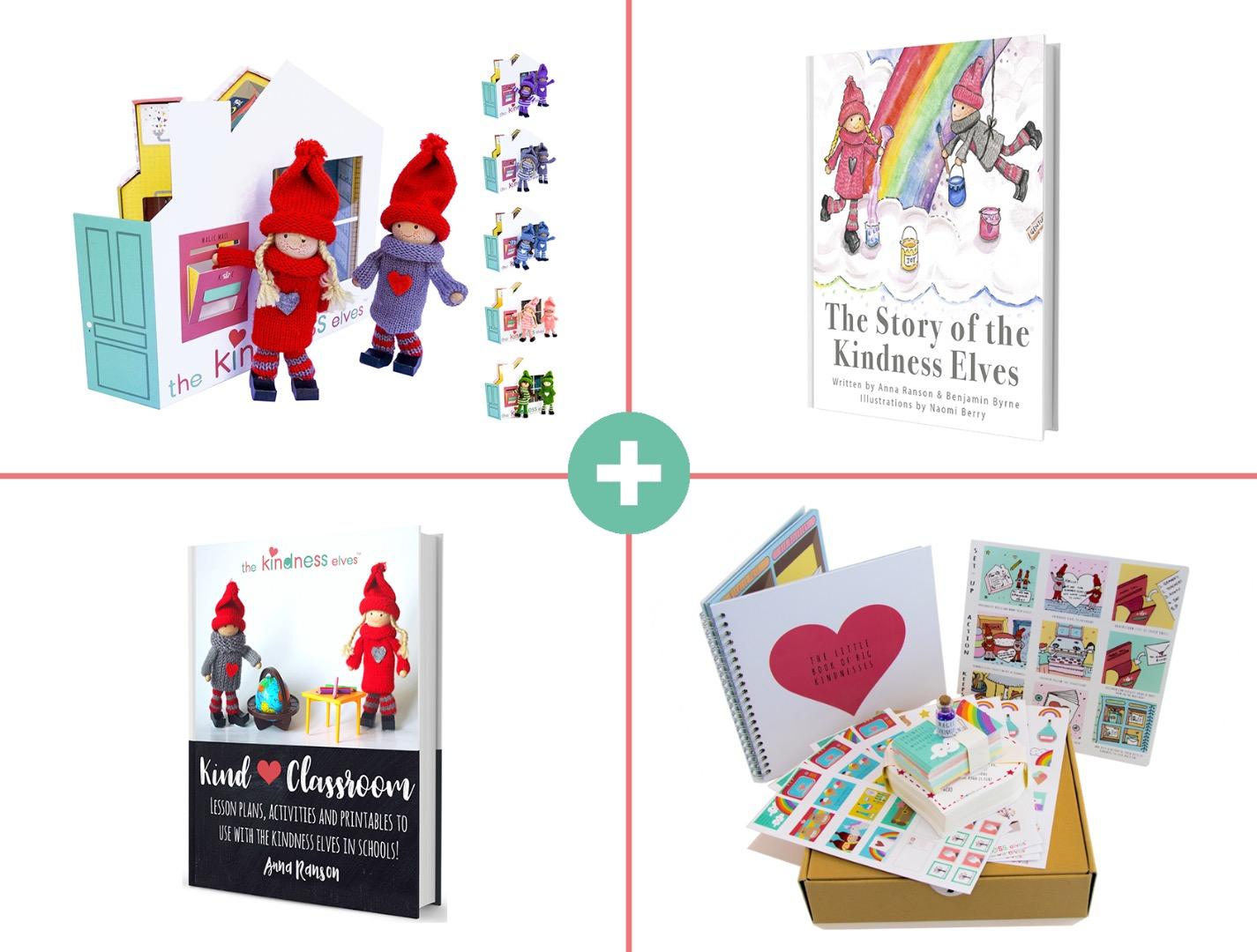 Kindness Elves Classroom Bundle Pack
