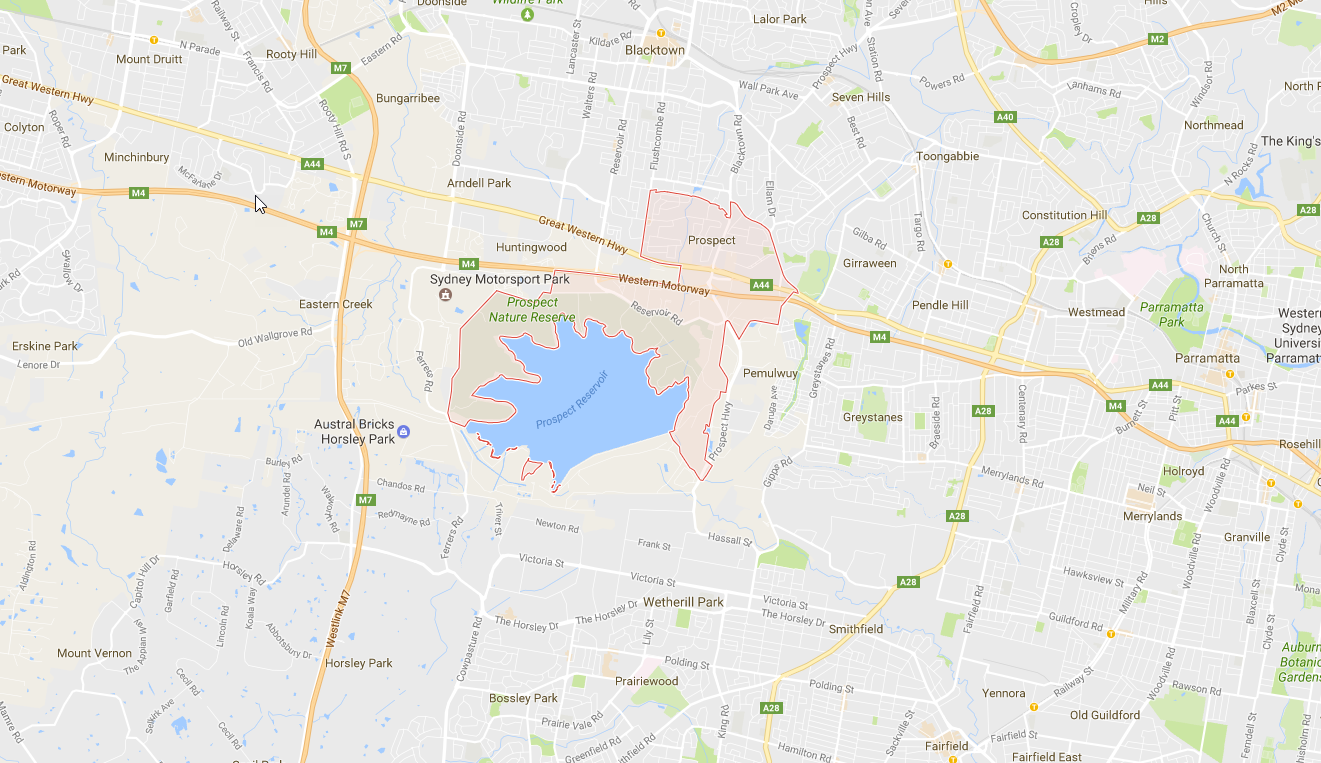Clothesline Clothesline Prospect 2148 NSW