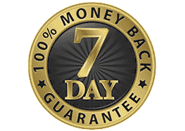 nCAP Pain Relief 7 Day Money Back Guarantee!