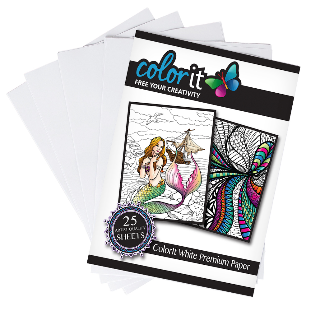 ColorIt Paper