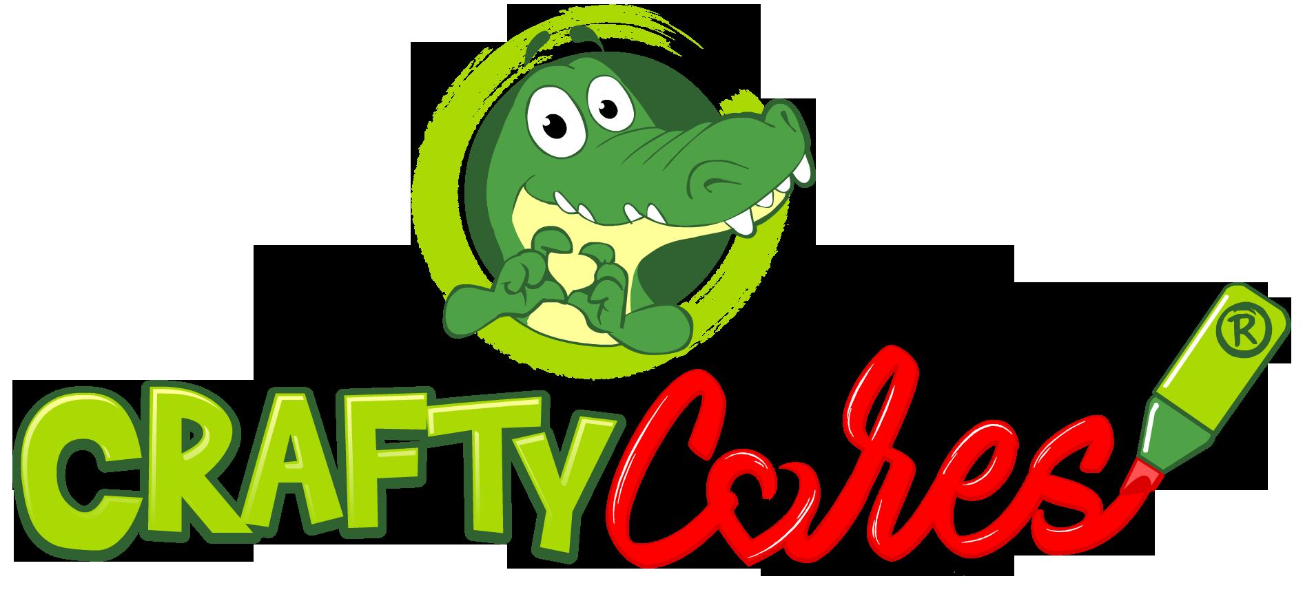 crafty cares logo