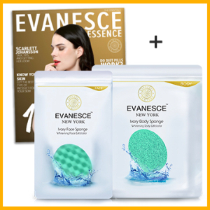 1 Month Subscription + Ivory Face & Body Sponge at $1