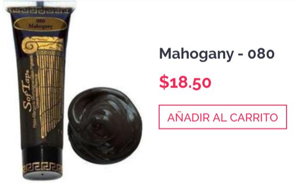 Pigmento - Mahogany 80