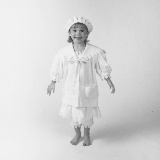 Organic Cotton and Lace Baby Bloomers